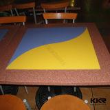 De moderne Koffietafel van de Steen van het Meubilair van Starbucks Grote Marmeren (T1701175)