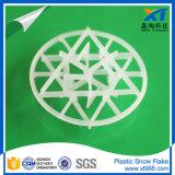 Plástico Intalox Snowflake