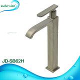 Robinet froid simple de bassin monté par paquet de l'acier inoxydable 304