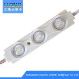 Inyección impermeable Moduel del LED con la lente