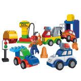 Vielzahl der Auto-Geschichte blockt Spielzeug für Kinder