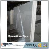Brames en verre nanoes de Marmo pour la pierre nanoe cristallisée blanche pure