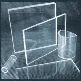 Giaiは高い伝達97%オプチカルフラットガラスWindowsをカスタマイズした