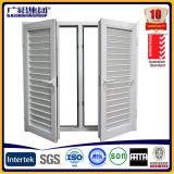 Het thermische Openslaand raam van het Aluminium van de Onderbreking met Klamboe