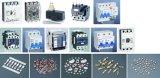 Rivets principaux plats de contact de Tri-Métal d'Agcu utilisés pour des relais de 12V/24V AC/DC et d'autres commutateurs
