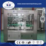 Novo tipo máquina de enchimento do suco do frasco de vidro