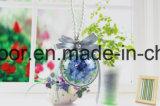Decoração preservada do Natal da decoração do casamento da flor fresca