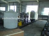 Sistema a acqua del RO con la pompa di innesco