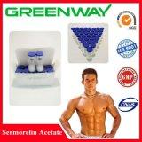 Chemikalien-Peptid Sermorelin Azetat Steroid Sermorelin für Bodybuilding-Ergänzung