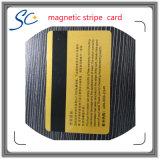 Carte inactive de cadeau de piste magnétique