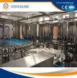 De la máquina del fabricante agua pura en botella automática por completo, máquina de rellenar del agua mineral con Ce