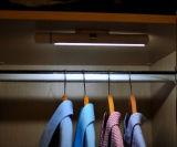 LEDの情報処理機能をもった人間の誘導の回転式キャビネットランプ