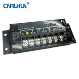 O OEM fácil instala o controlador solar Digital da carga de 6A 24VDC