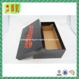 단화를 위한 Custome에 의하여 인쇄되는 골판지 상자 2개 피스