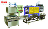 Máquina de rellenar líquida Pesar-Automática para la capa
