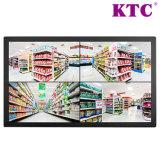 55 duim - de hoge LCD van de Definitie Monitor van kabeltelevisie