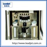 Machine industrielle de codage de jet d'encre de date d'expiration de bouteille d'écran tactile
