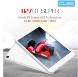 Cube U27gt Super / U33gt Tablet PC Quad Core Mtk8163 8 Inch IPS 1280 * 800 Android5.1 1GB de RAM 8GB Bluetooth HDMI Dual Camera