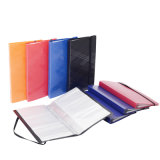 Portatarjetas conocido coloreado plástico para la promoción