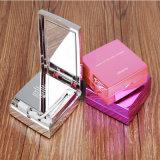 banco portátil da potência da forma cosmética do espelho 4600mAh para a carga do telefone móvel