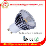 Neuer Entwurf 5W PFEILER/SMD MR16 GU10 LED Scheinwerfer mit Cer RoHS genehmigte
