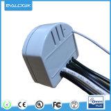 Módulo mais não ofuscante do dispositivo elétrico do contato com sistema Home esperto