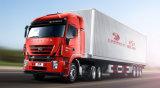 6X4 380HP Iveco Hongyan Genlyon Tracteur Camion