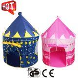 Princesa plegable Castle Tent de la tienda de campaña de la tienda de los cabritos de la calidad al por mayor de Hight