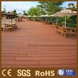 A plataforma de madeira composta ao ar livre popular de Europa projeta 135X25mm