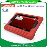 Lancez un nouvel outil de balayage de diagnostic de voiture système universel X431 PRO avec écran tactile de 8 pouces