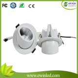 Ra90/95 높은 CRI LED Gimbal Downlight 30W
