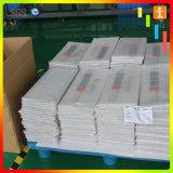 Scheda rigida del segno dello strato della gomma piuma del PVC di bianco 5mm