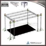 Mittleres Aufgaben-Binder-Kern-Binder-Beleuchtung-Binder-System