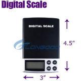 Электронный маштаб LCD балансировочного груза цифров