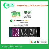 2oz fabrication en aluminium de l'ampoule PCB& PCBA de la carte à circuit DEL en Chine