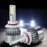 2017의 자동차 부속 C6 LED 차 전구 H4 H11 LED 헤드라이트 36W 3800 루멘 옥수수 속 LED 헤드라이트