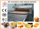 Kh600小型ケーキの機械工場の使用