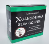2016 nueva llegada Ganoderma que adelgaza el café instantáneo para la pérdida de peso