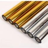 Lámina para gofrar caliente del oro/de la plata/hoja de oro, hoja multi del color