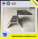Профили штрангя-прессовани алюминиевого сплава высокого качества для кронштейна PV