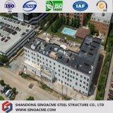 証明されたヨーロッパのプレハブの構造家屋か商業構築