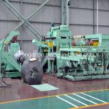 Машина толщиной катушки 3 mm стальной автоматическая разрезая для листа 5 -30 Slitsteel разрезая линию