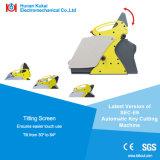 Schlüsseldiagnosehilfsmittel! Leichte doppelter Schlüssel-Ausschnitt-Maschine für Berufsbauschlosser für Bauschlosser-Zubehör