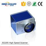 휴대용 섬유 Laser 표하기 기계를 위한 Js2205 디지털 레이저 스캐너