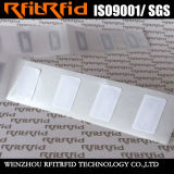 étiquette remplaçable de collants d'IDENTIFICATION RF de la garantie 13.56MHz