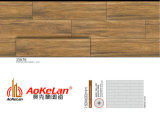 150X600mm Matériau de construction en céramique à jet d'encre vitré en bois (15674)