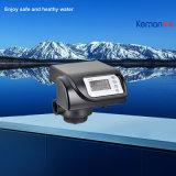 Válvula automática doméstica del filtro de 4 toneladas con la pantalla del LCD