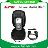 Varredor diagnóstico de Autel Al619 Maxilink Ml619 OBD dos carros do OBD Autel Maxilink Ml619 da alta qualidade nova original de 100%