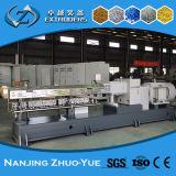 Los gránulos de la eficacia alta PBT que reciclan el estirador de tornillo gemelo