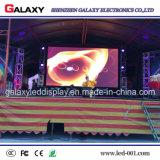 Visualizzazione di LED di colore completo P4/P5/P6/parete/schermo/comitato/segno/scheda locativi dell'interno esterni per l'esposizione, fase, congresso